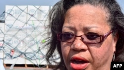 Susan Page dirige la mission des Nations Unies pour l'appui à la justice en Haïti (Minujusth).