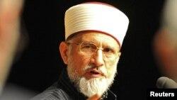 تحریک منہاج القرآن کے سربراہ طاہر القادری (فائل فوٹو)