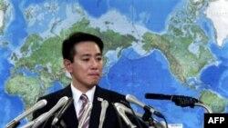 Министр иностранных дел Японии Сейдзи Маэхара