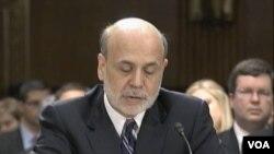 美联储主席警告预算僵局将加剧经济困难(视频截图)