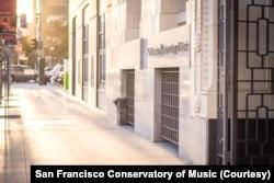 San Francisco Conservatory of Music, California.