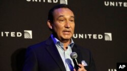 Oscar Munoz and United Airlines announced a new plan to prevent some of its recent problems from happening again.
