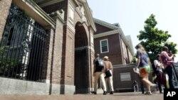 Harvard es considerada una de las universidades más prestigiosas de Estados Unidos.