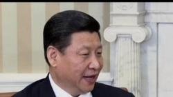 2012-02-15 美國之音視頻新聞: 奧巴馬稱各國在世界經濟和人權需遵循同一准則