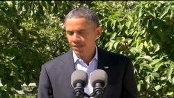 Obama toma distancia de gobierno interino egipcio cancelando ejercicios militares conjuntos