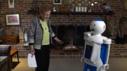 [구석구석 미국 이야기 오디오] 노인들의 친구, 로봇 '루디'...백만장자 사업가가 된 자녀 14명의 엄마