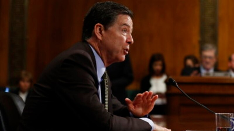 Mantan Direktur FBI akan Berikan Kesaksian di Depan Senat