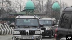 سفارت کاروں کے ایک گروپ نے گزشتہ سال جنوری میں بھی بھارتی کشمیر کا دورہ کیا تھا۔
