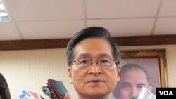 台灣國防部長嚴德發(资料照片)