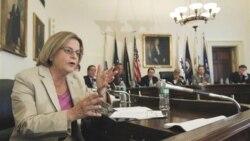 انتقاد از دولت اوباما و حمایت از مردم ایران در مجلس آمریکا