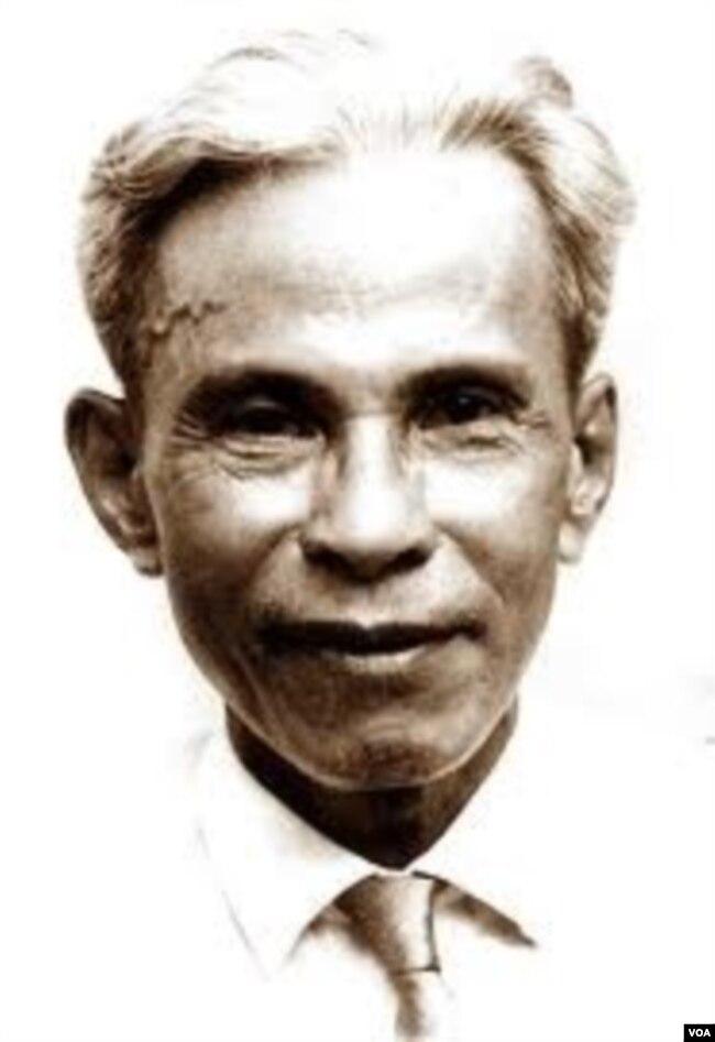 Học giả Nguyễn Hiến Lê (1912 - 22.12.1984).
