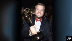 جیمز کوردن، برنده جایزه امی ۲۰۱۶ برای شوی «کارپول کریوکی»