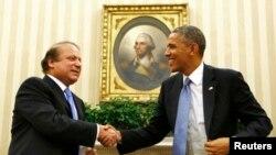 آخرین بار، رئیس جمهور اوباما و نواز شریف در اکتبر سال ۲۰۱۳ در قصر سفید ملاقات کردند.