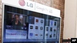 LG Electronics của Nam Triều Tiên cũng nằm trong danh sách bị phạt. (Brian Ach/AP Images for LG Home Electronics)
