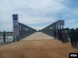 New Bridge Slashes Travel Times in South Sudan
