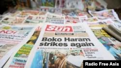 尼日利亞博科聖地激進分子再傳綁架事件