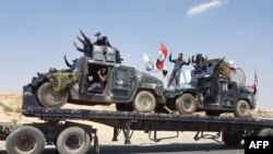 Reforços iraquianos a caminho da Tal Afar