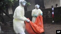 د ایبولا ویروس له افریقا نه امریکا او اروپا ته غزیږي