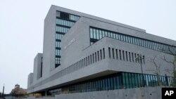 Trụ sở Europol ở La Haye, Hà Lan. (Ảnh tư liệu)