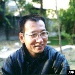 Ông Lưu Hiểu Ba, một nhà tranh đấu dân chủ Trung Quốc vừa đoạt giải Nobel Hòa bình