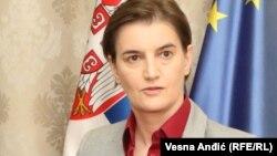 """Premijerka Srbije Ana Brnabić izjavila da su čelnici Kosova """"bukvalno izašli iz šume"""""""