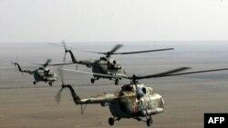 რუსეთი ავღანეთს სამხედრო შვეულმფრენებს მიაწვდის