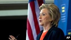 Hillari Klinton, prezidentlikka nomzod
