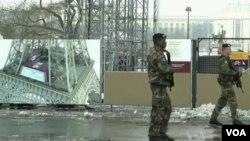 Pháp triển khai hơn 700 binh sĩ trên khắp thủ đô vì sợ có thể bị trả đũa sau vụ can thiệp quân sự tại Mali