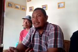Nurdin dari Panguyuban Keluarga dan Korban Talangsari Lampung. (Foto: VOA/Nurhadi)