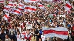 Minsk: Protest više hiljada građana