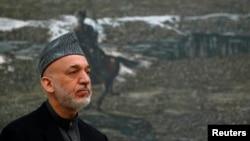 Presiden Afghanistan Hamid Karzai penyelidikan yang dilakukan pemerintah mendapati adanya orang-orang bersenjata yang dicurigai punya hubungan dengan pasukan khusus Amerika terlibat dalam pelanggaran HAM terhadap warga sipil. (Foto: Dok)