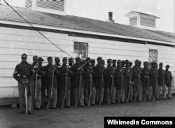Lincoln issued the Emancipation Proclamatin in part because he recognized the contributions of African-American soldiers in the war.
