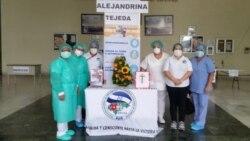 Honduras: Personal médico contagiado con COVID-19