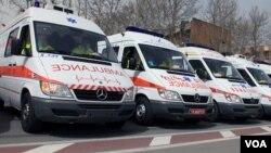 چندی پیش رئیس اورژانس تهران از کمبود حداقل ۲۷۰ آمبولانس در تهران خبر داده بود.