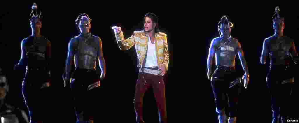 Holograma de Michael Jackson fue la sensación de los premios Billboard 2014.