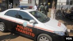 Polícia de Chimoio