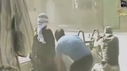 تحقيقات در مورد استفاده از سلاح های شيميايی در سوريه