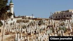 Кладовище в Алеппо