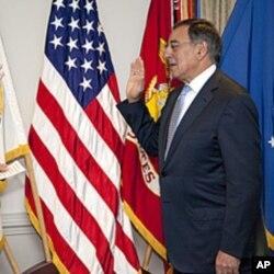 ملاقات بارک اوباما با مامورین ارشد تازه سیاسی ونظامی کشورش