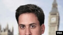 Mantan menteri energi dan perubahan iklim Inggris, Ed Miliband