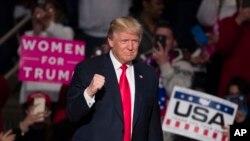 Serokê hilbijartî Donald Trump