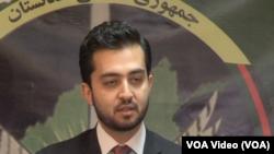 د ملي امنیت د ریاست ویاند عبدالحسیب صدیقي