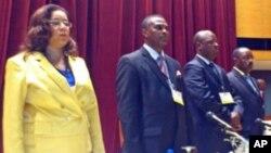 Membros do partido CASA-CE em Angola (Arquivo)