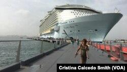 Tres cruceros por día llegan a San Juan, Puerto Rico, a un año del huracán María.