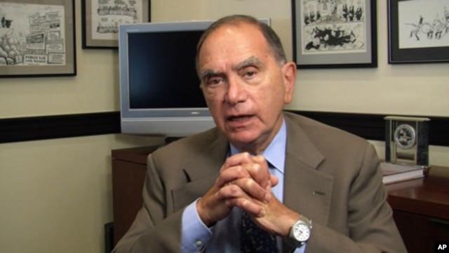 Former U.S. Ambassador Edward Djerejian