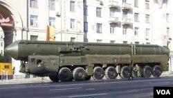 俄羅斯白楊戰略導彈 (美國之音白樺)