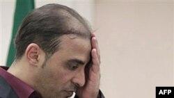 Phát ngôn viên chính phủ Libya Moussa Ibrahim trong 1 cuộc họp báo ở Tripoli, 31/3/2011