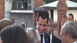 Guaidó a la VOA: 'Maduro es lo más parecido al exlíder libio Muammar Gadafi'