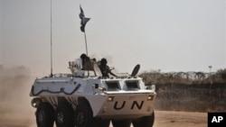 阿卜耶伊地區局勢緊張。