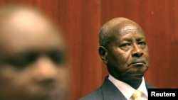 Some social media in Uganda claim that President Yoweri Museveni is in poor health, a charge he denies.